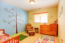 Decorating a Nursery Room