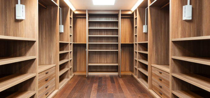 Walk-In Closet and Dressing Room