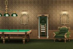 Green Billiard Room