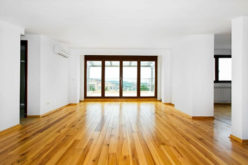 Solid Wood Plank Flooring