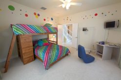 Bunk Bed Bedroom for Any Child Age