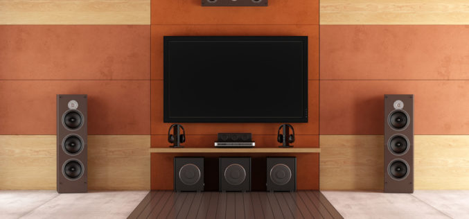 Setting Up a Simple Home Theater System