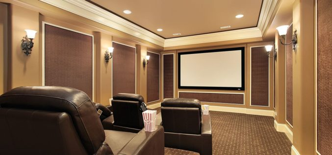 Making Your Home Theater Room Like a Show House