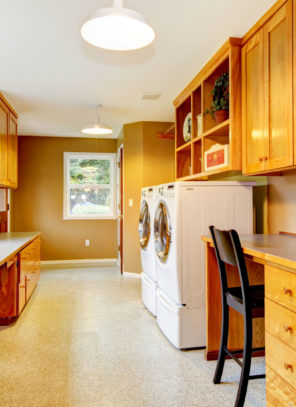 <span>photo image analysis:</span> Another Laundry Room &#8211; This Time with Utility