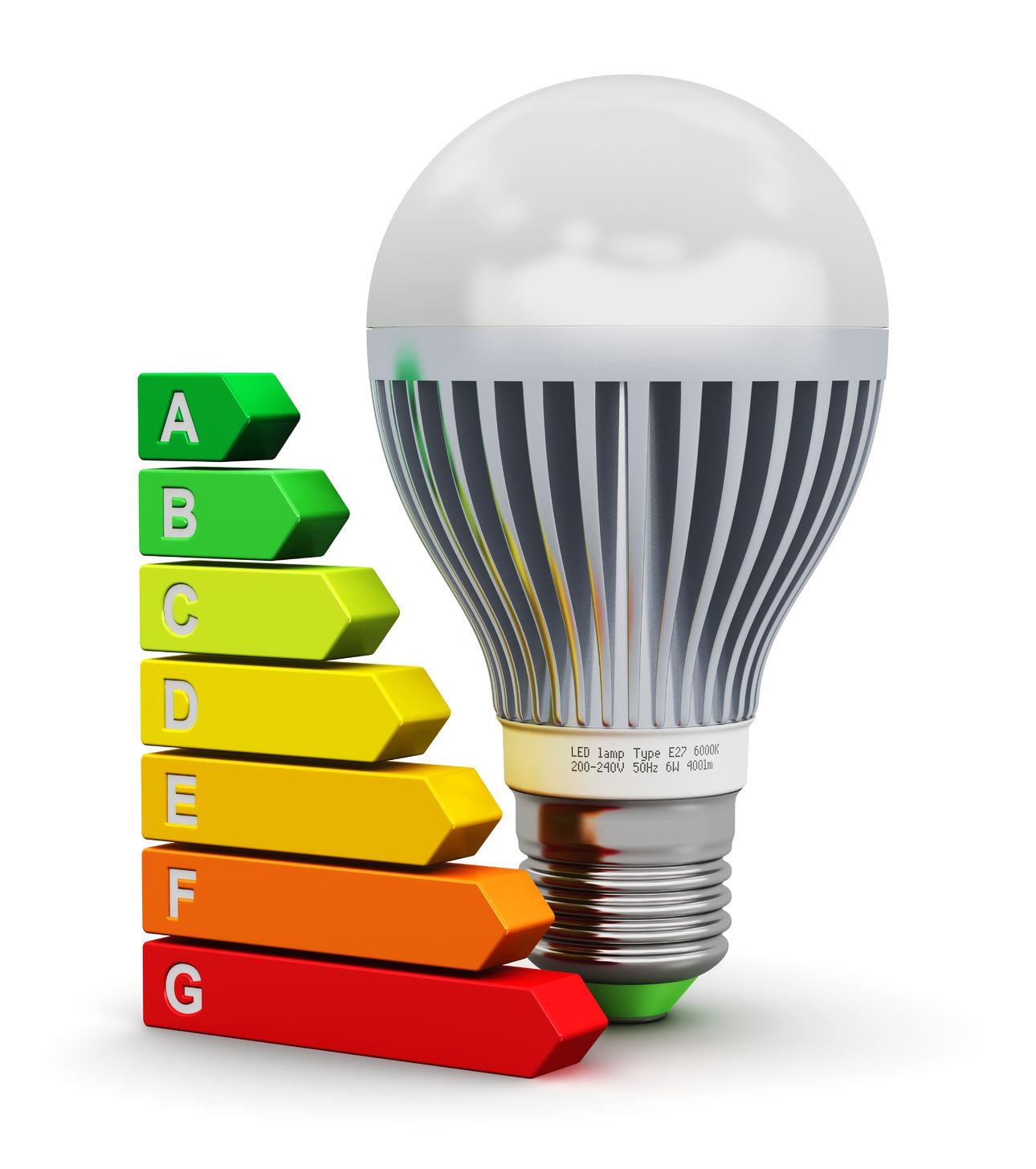 saving energy led lighting