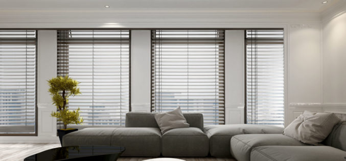 Automated Window Blinds Has Two Home Automation Benefits