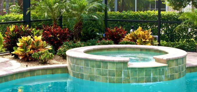 Adding a Hot Tub to Your Swimming Area