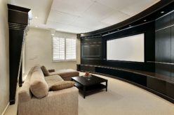 Converting the Family Room Into a Home Theater Room