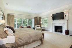 Now Who Is Looking for a Master Bedroom With Fireplace