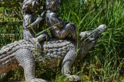Add Some Creative Thinking to Your Garden Statues