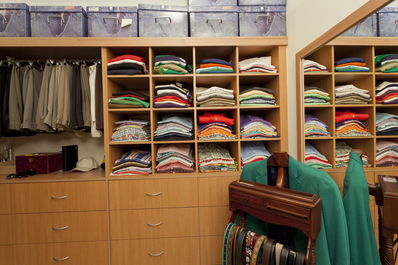 closet wardrobes