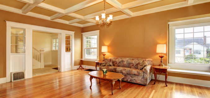Coffered Ceilings: Great Alternative to Drywall Ceilings