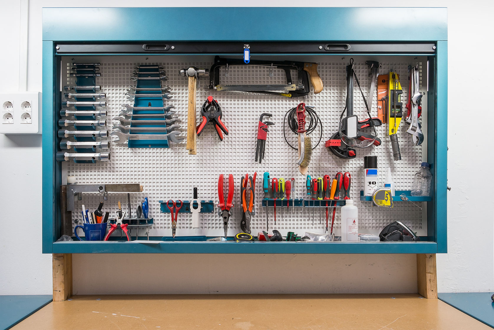 garage storage for tools