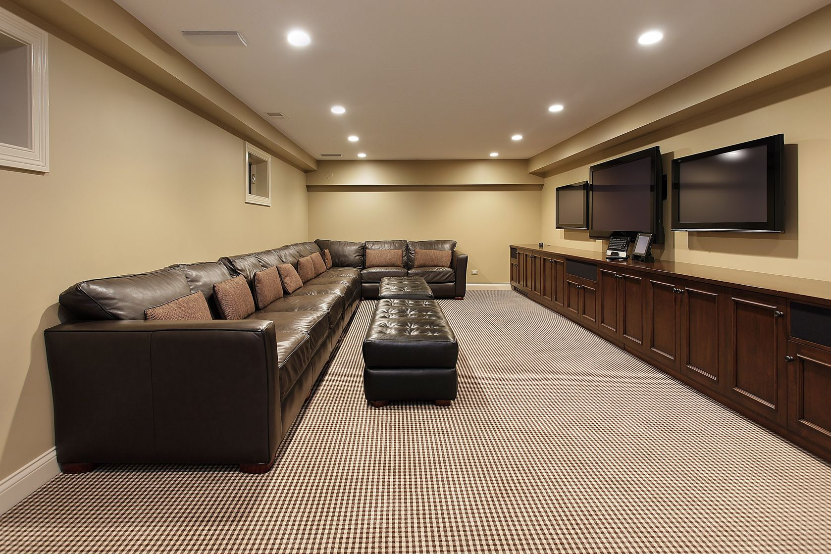 basement remodeling theater room