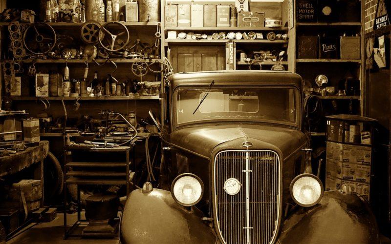 Smart Garage Storage Units to Keep It Neatly Organized