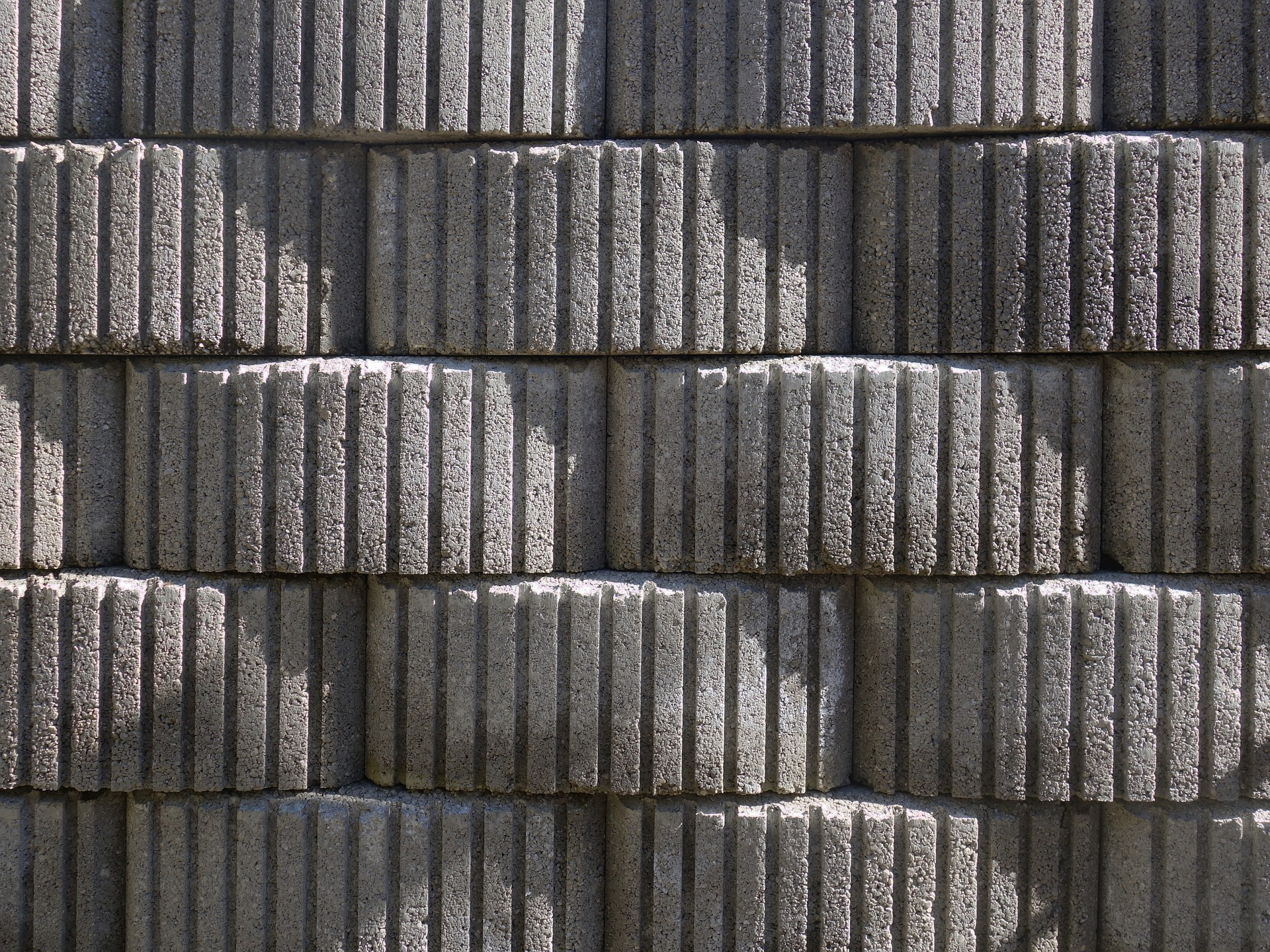 concrete brick siding