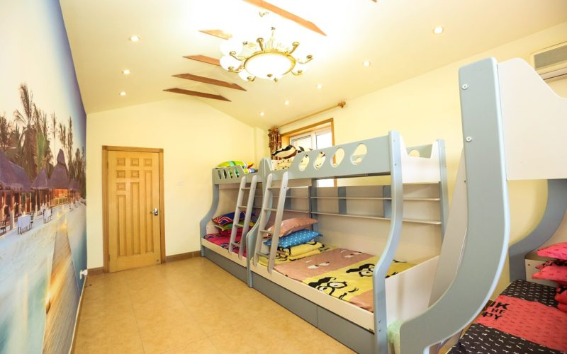 More Than One Child – That Is When Bunk Beds are Welcomed