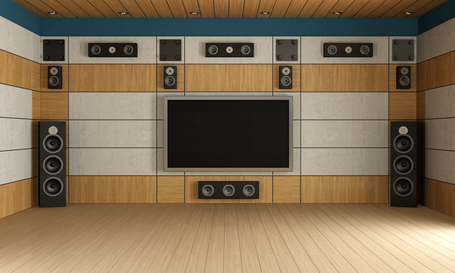 home theater surround system