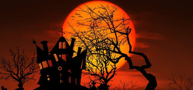 Happy Halloween! Is Your Home Haunted?