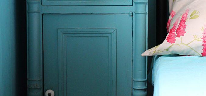 Make Your Bedroom Nightstand a Functional Piece of Art