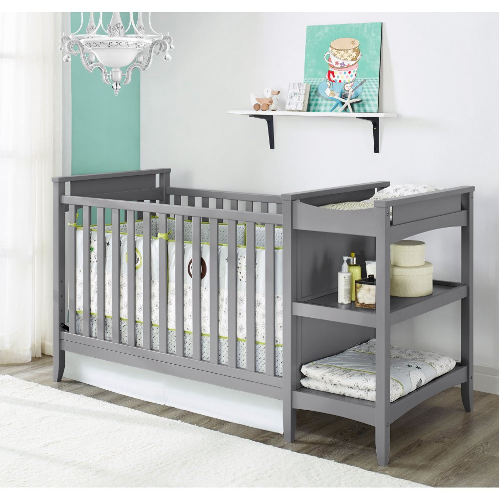 crib changing table