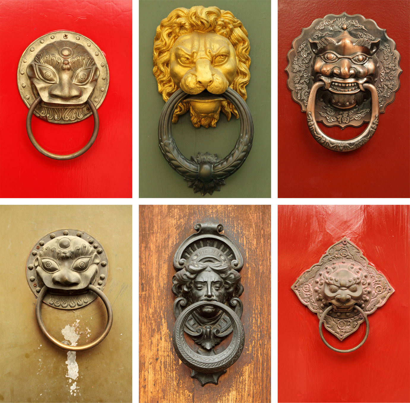 door knockers collection