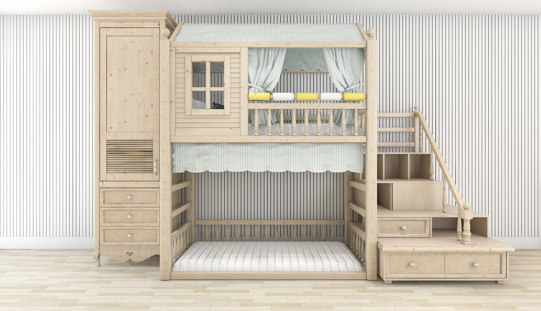 child play bed