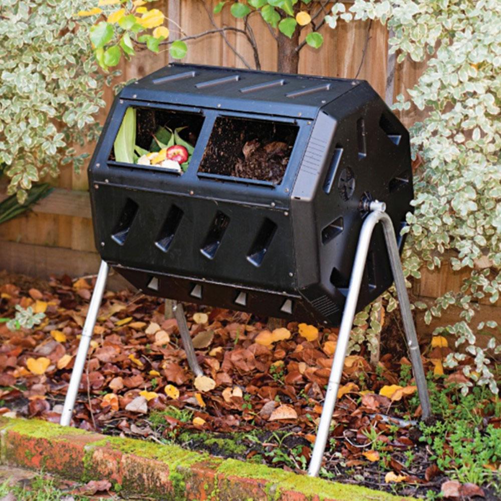 barrel composter