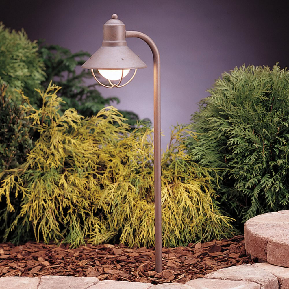 pathway lighting torch lamp