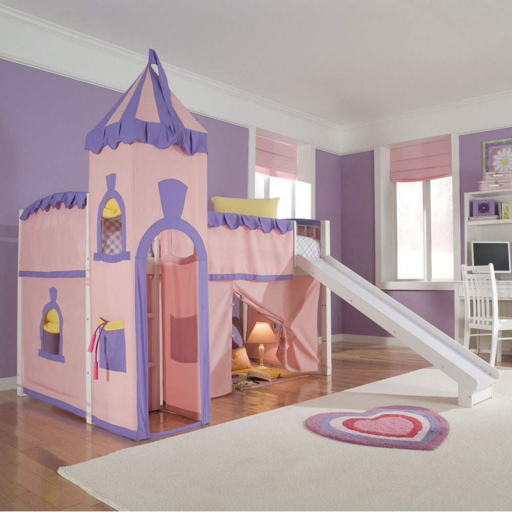 schoolhouse bed