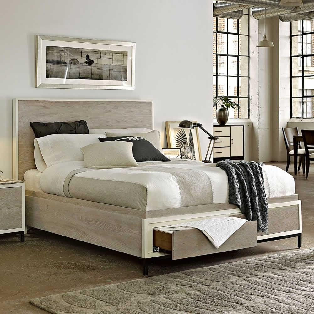 storage bed