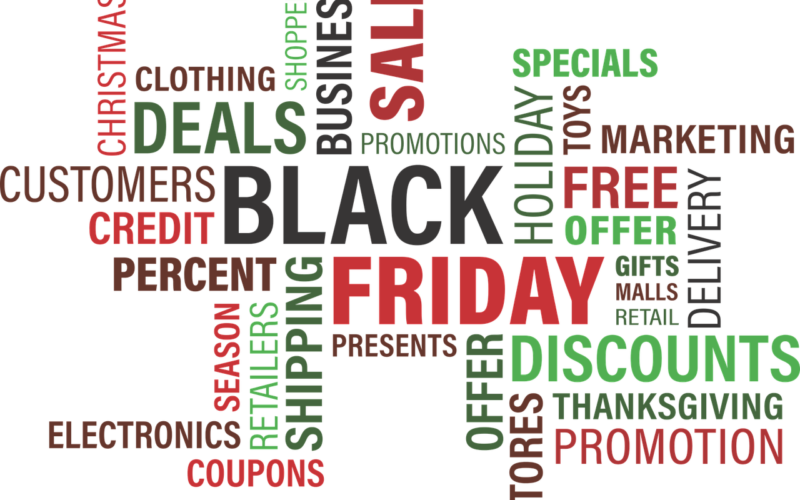 Getting Ready For Black Friday – What To Get?