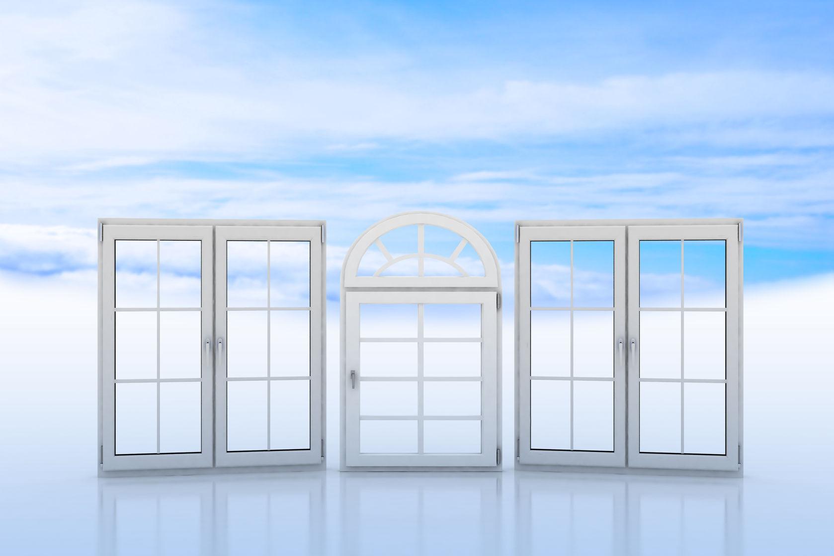 door window installation
