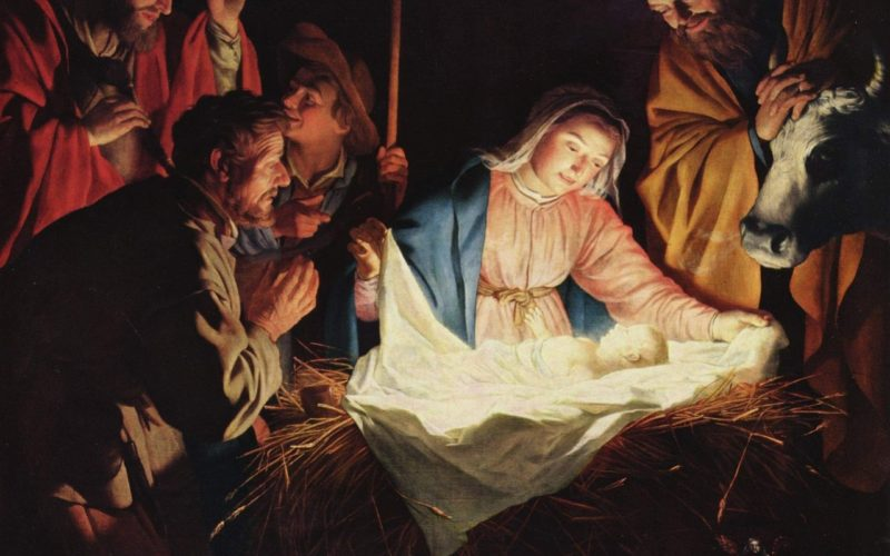 Celebrating the Christmas Nativity and Jewish Hanukkah