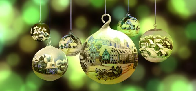Christmas Fantasy: Once There Was a Christmas Village