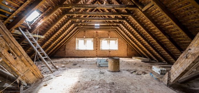 Taking Your Old Attic And Converting Into ….