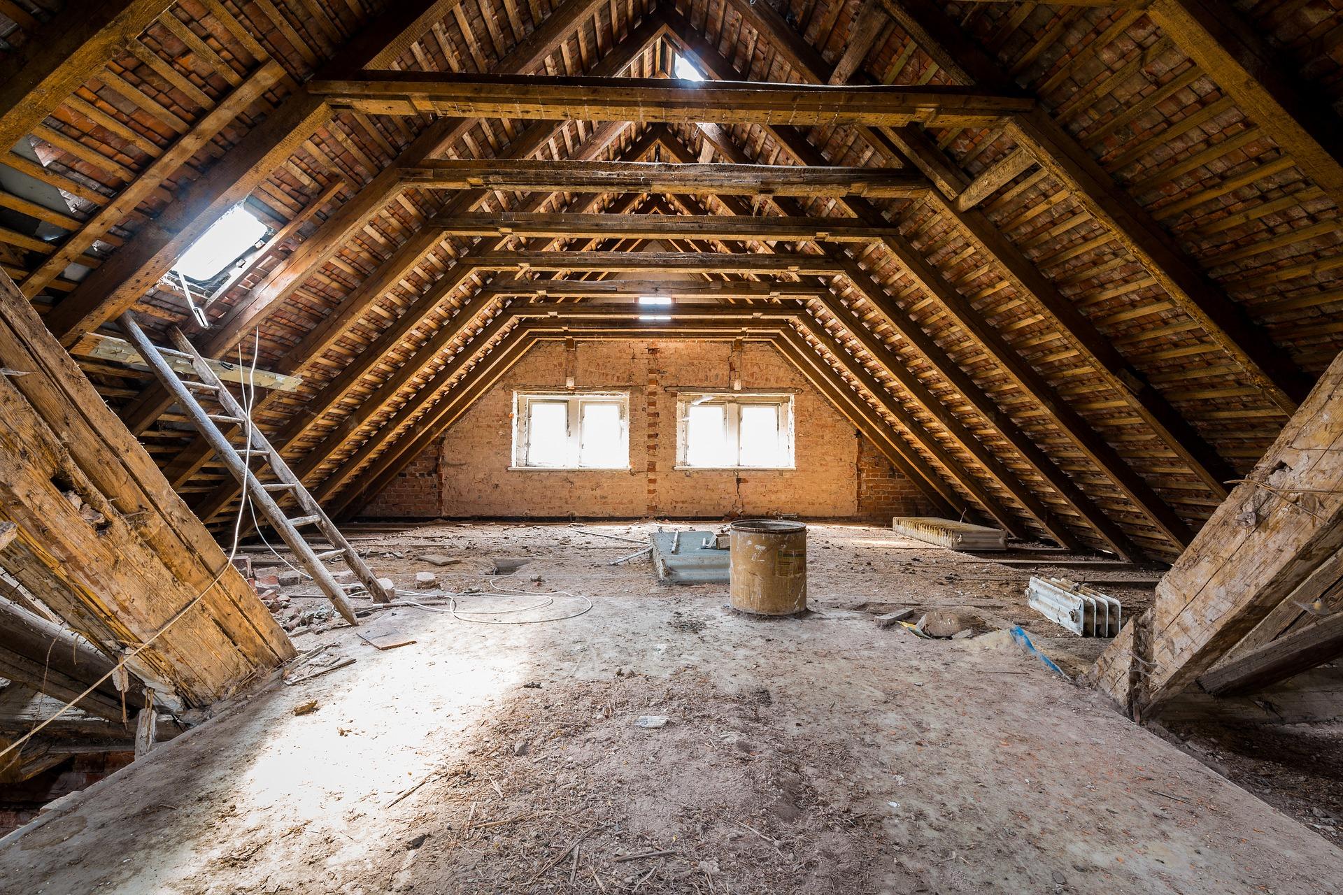 converting attic