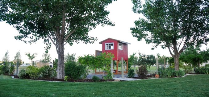 Playhouses – Where Your Kids Can Create Their Personal Story