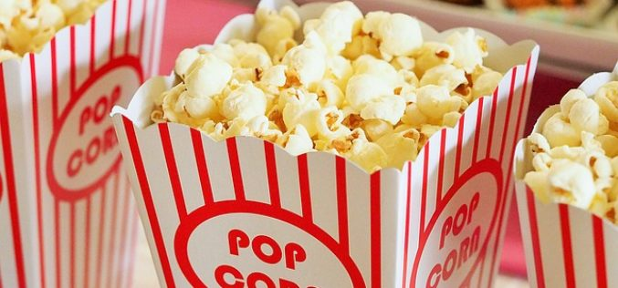 Popcorn Machine Added to Recreation Room