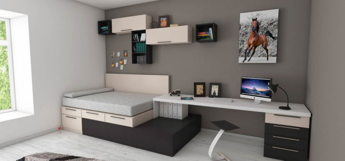 What the Teen Wants – A Simple Bedroom Design