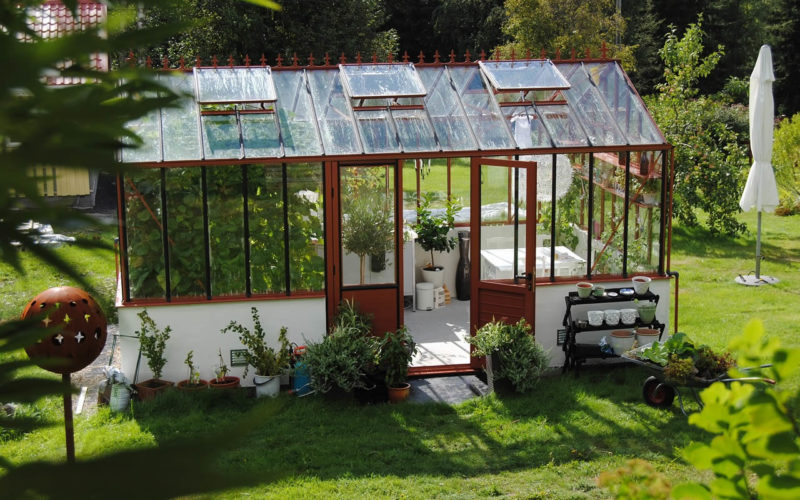 Adding a Backyard Greenhouse for the Garden Enthusiast