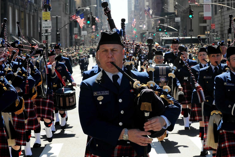 new york st patricks parade