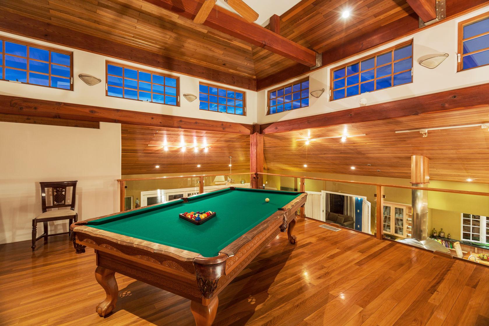 loft rec room