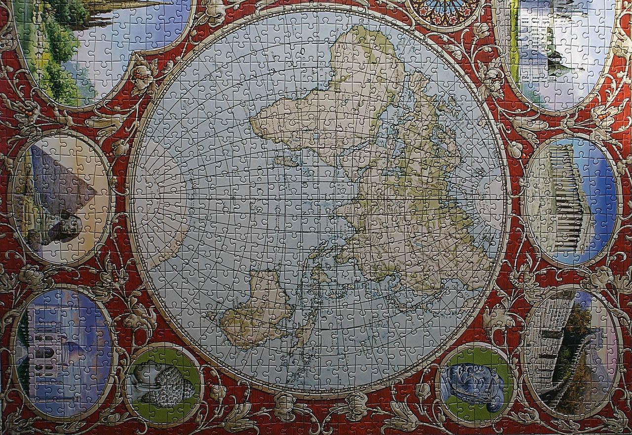 frames world puzzle
