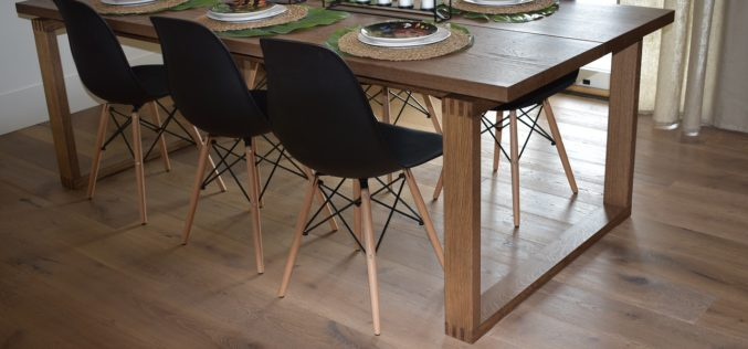 Modern Dining Set for Entertaining Your Guests
