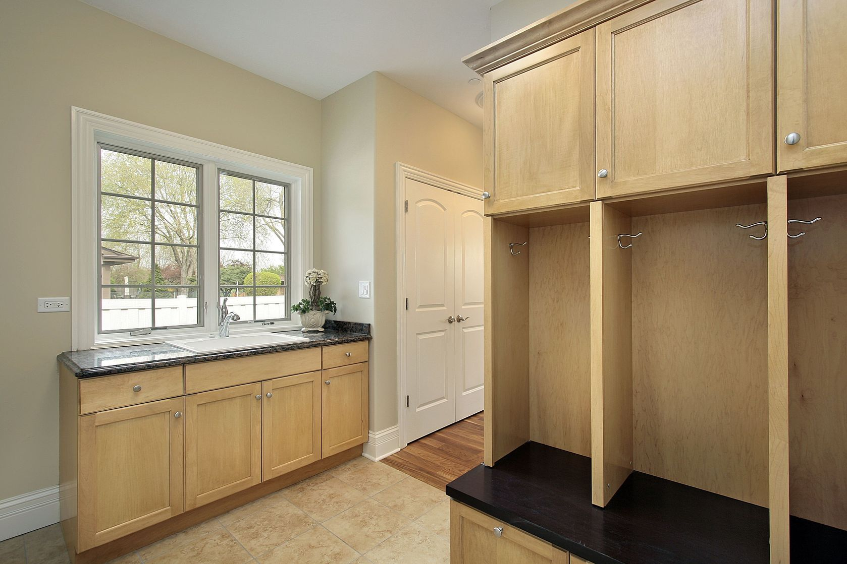 need mudroom