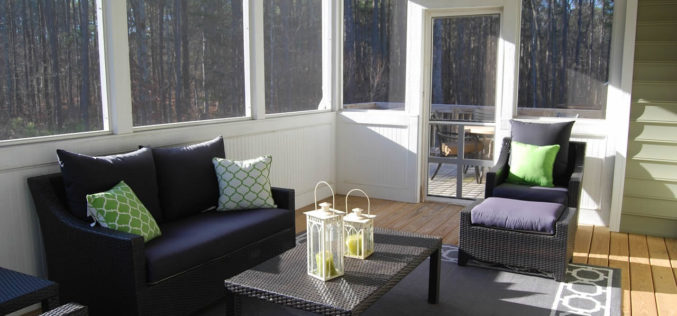 Converting Your Patio Into to Sun Room