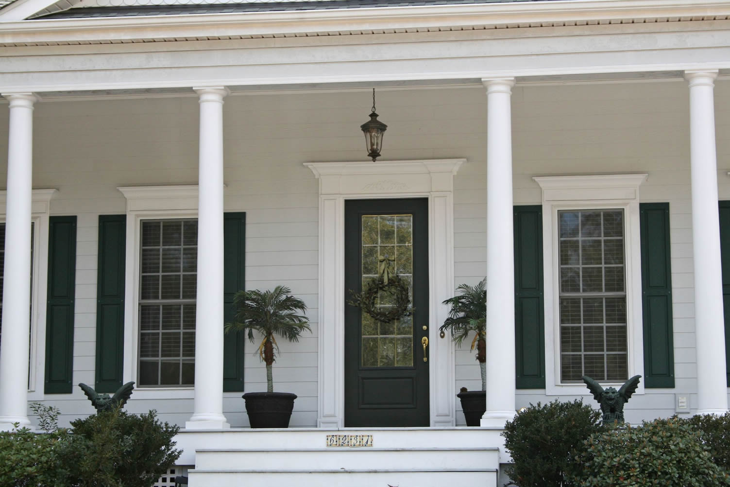 house columns