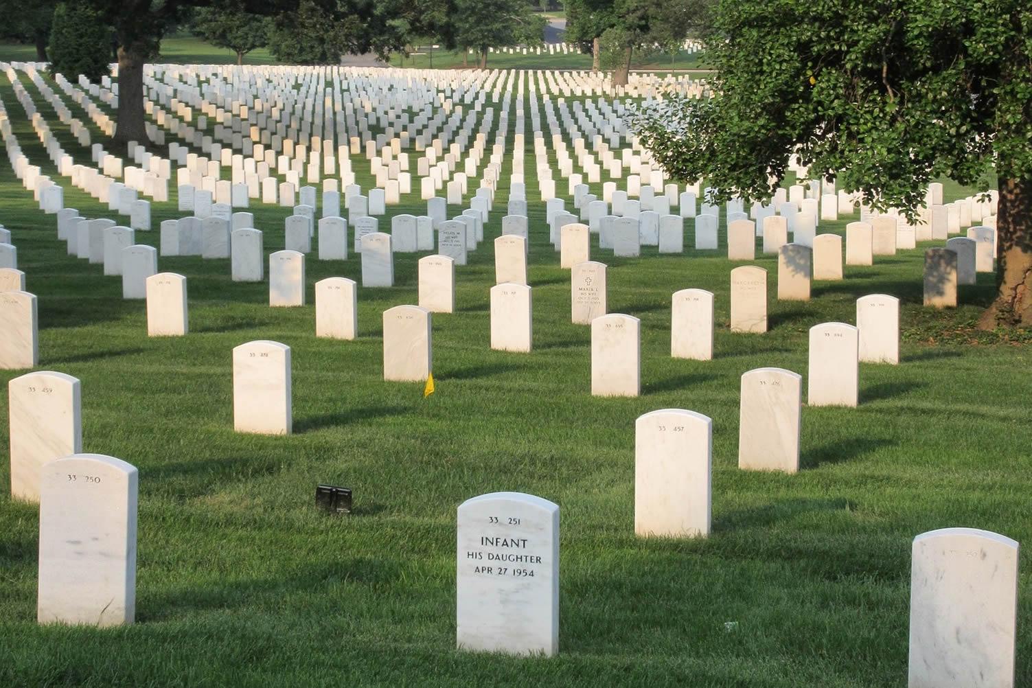 natational cementary