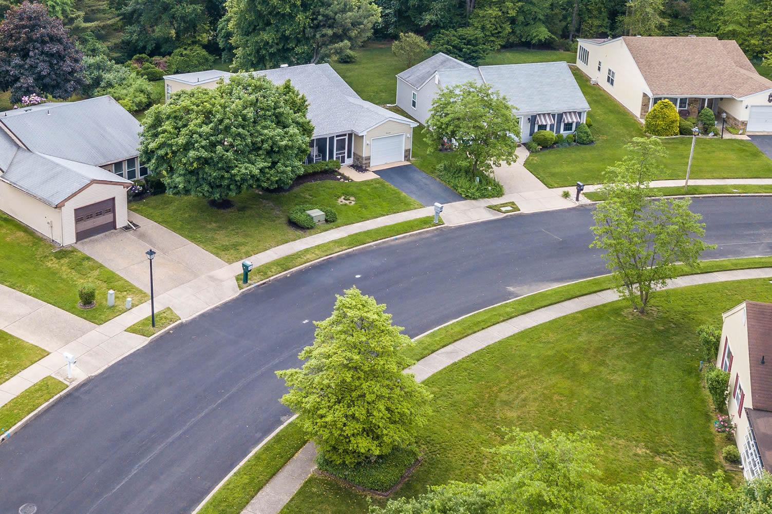 asphlat driveway